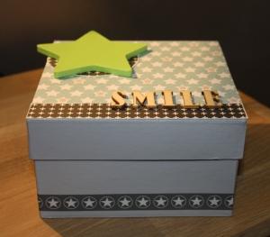 Boîte gigogne Etoiles - Cliquez pour agrandir